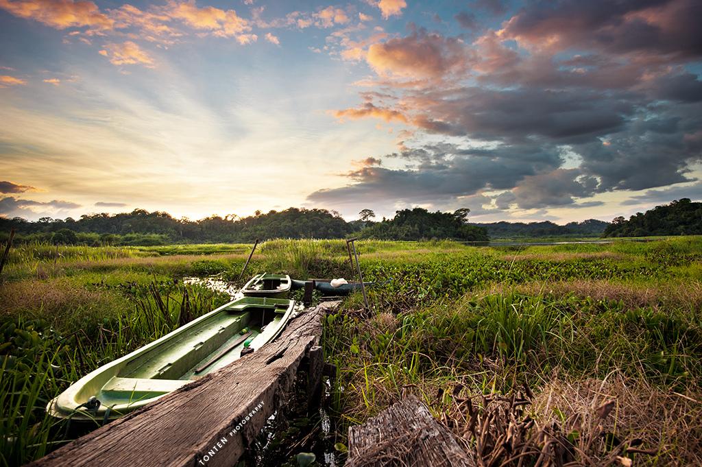 Khu du lịch Vườn quốc gia Cát Tiên (Đồng Nai)