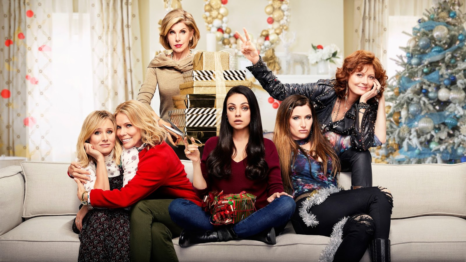 Review: \'A Bad Moms Christmas\' Is No Holiday Gift ~ Punch Drunk Critics