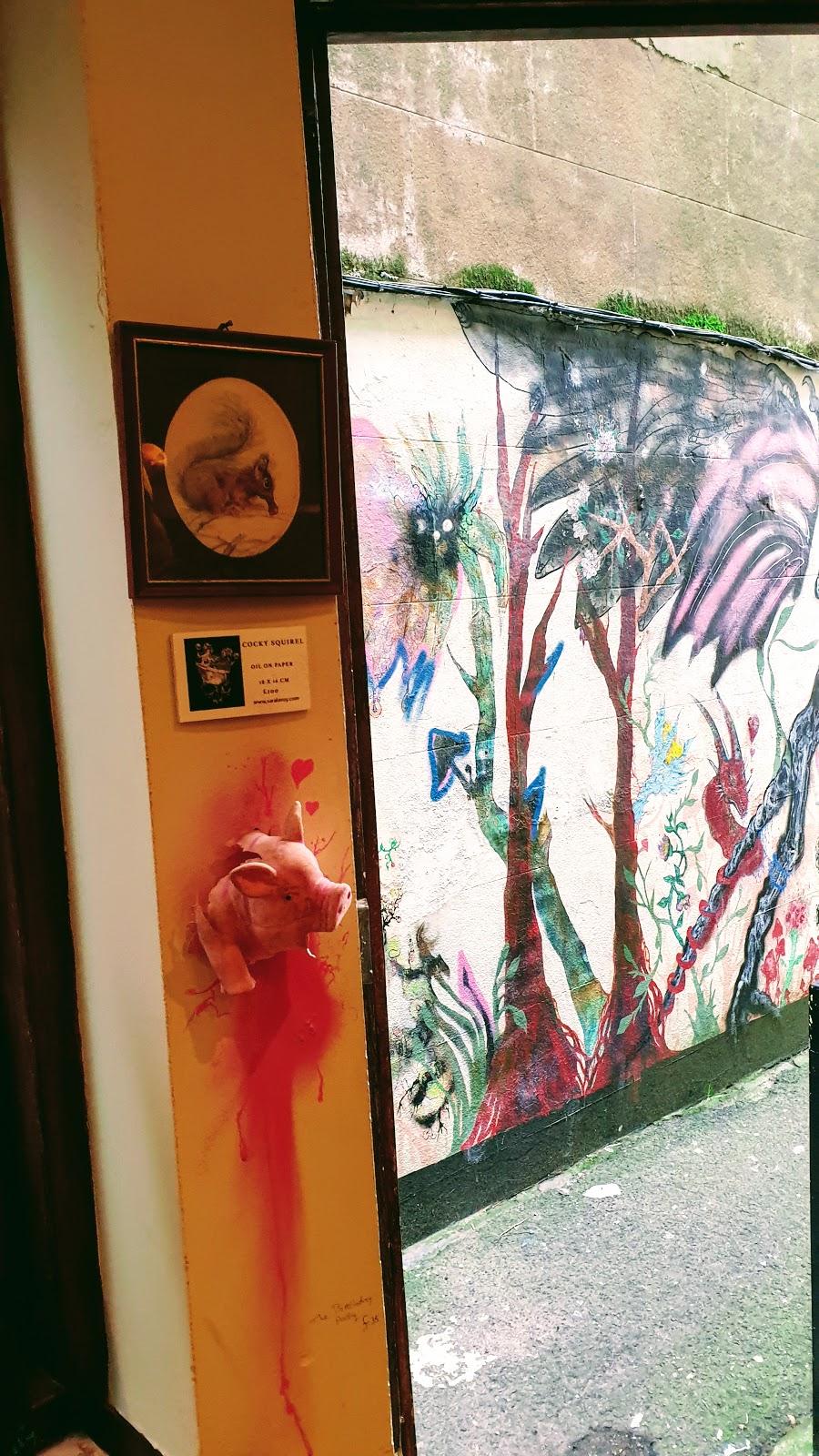 le Roy Art Gallery In Brighton