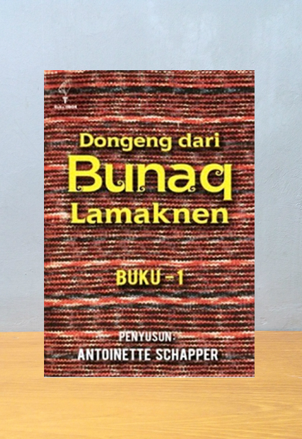 DONGENG DARI BUDAQ LAMAKNAN, Antoinette Schapper