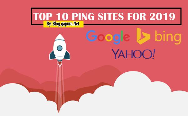 10 Situs Ping Website Terbaik Untuk SEO