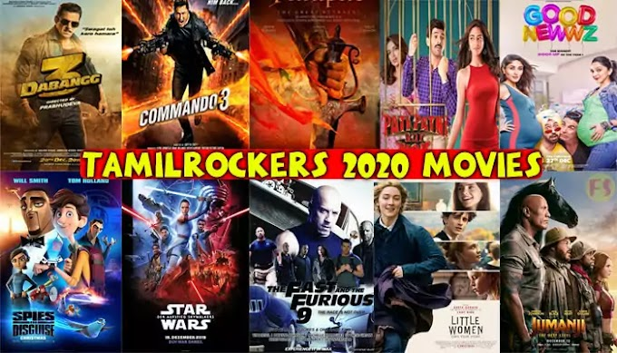 2020 Tamilrockers HomePage New Link Download Tamil, Telugu & Malayalam Movies