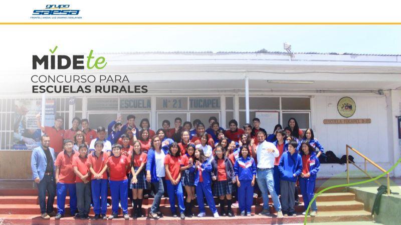 Saesa invita a escuelas rurales a participar en concurso educativo