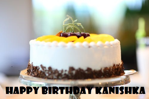 Happy Birthday Kanishka Cake HD images Download Free