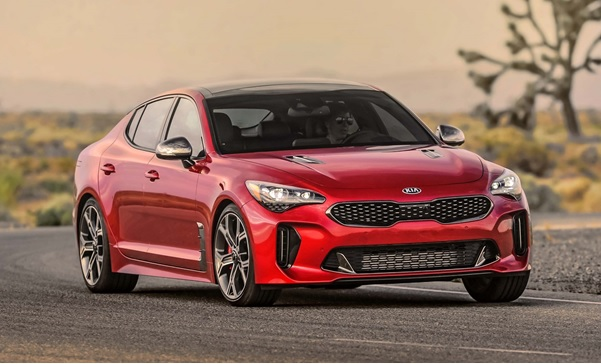 Test Drive Experience with the New 2020 Kia Stinger