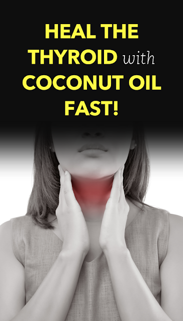 Heal The Thyroid With Coconut Oil Fast!