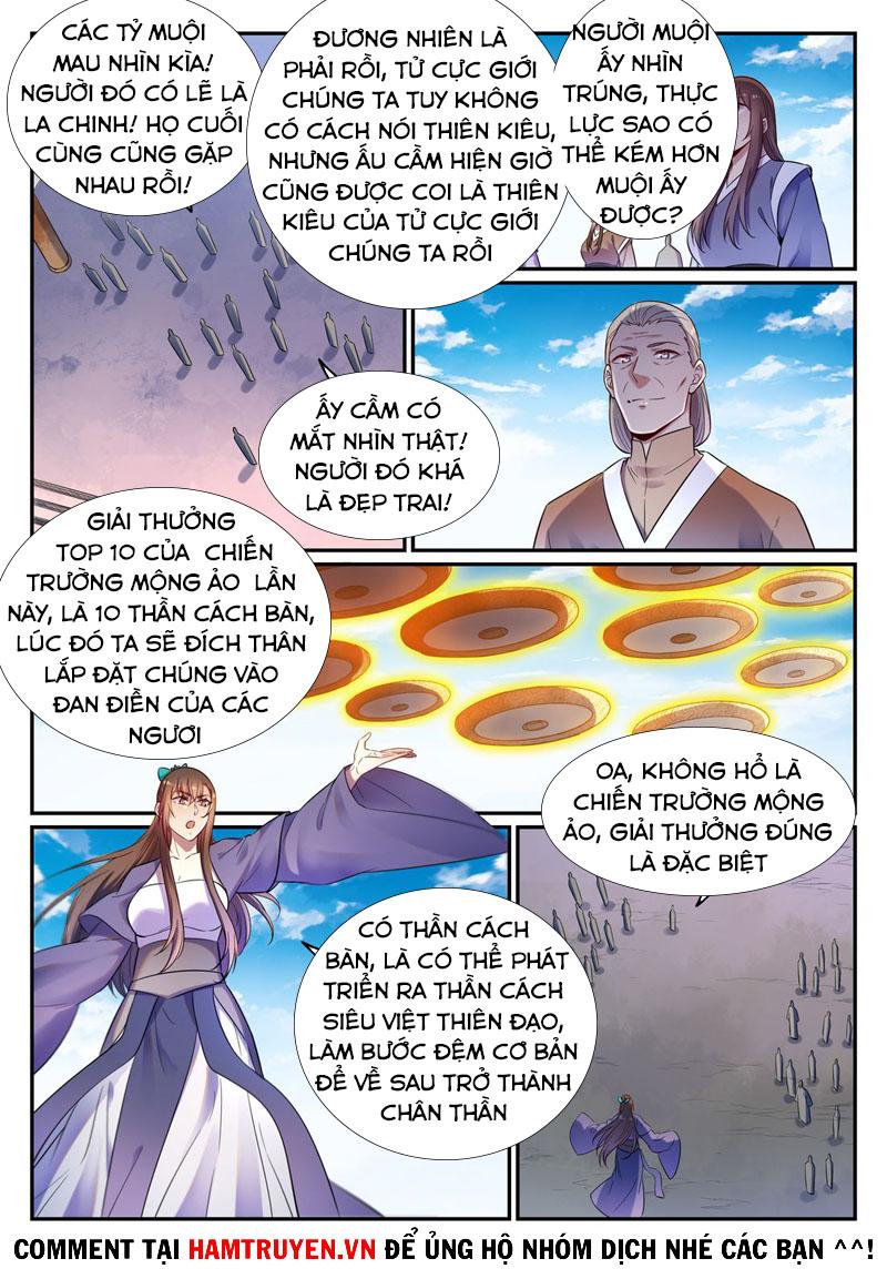 Bách Luyện Thành Thần chap 645 - Trang 4