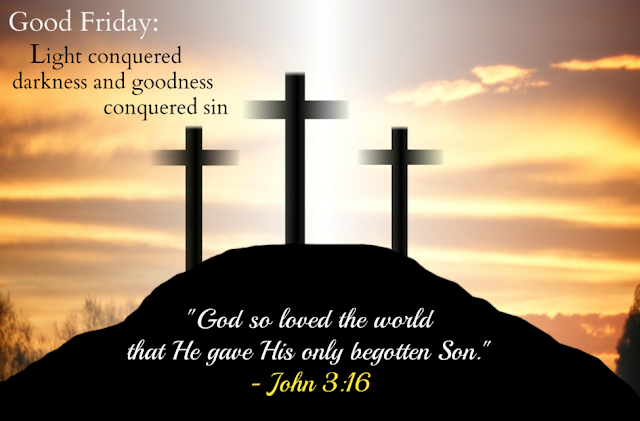 good friday 2018 sms