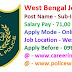 West Bengal Police Recruitment 2019 Sub-Inspector Vacancy - 668 Posts