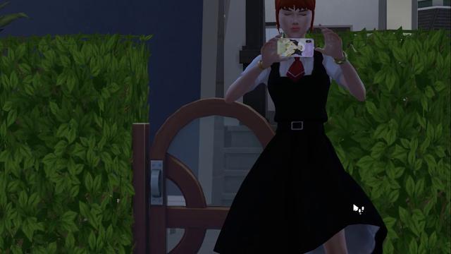 Sims 4 IPhone Case CC