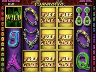 Esmeralda Poker Slot