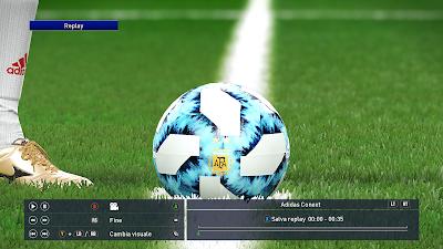 PES 2020 Balls Adidas Argentum Superliga Argentina 2019/2020 by Vito