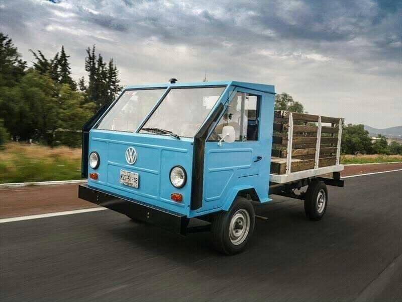 Conheça o Volkswagen EA489 Hormiga; o avô dos caminhões VW