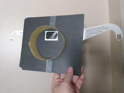 custom solar filter back