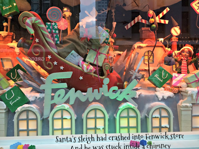 fenwicks newcastle window 2015