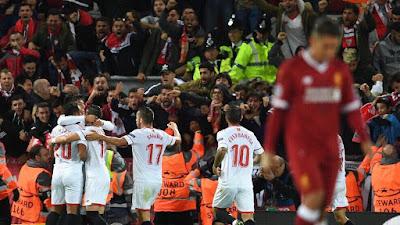 Crónica Liverpool 2 - Sevilla FC 2