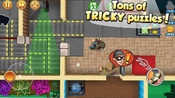 Game pencurian paling menantang di android