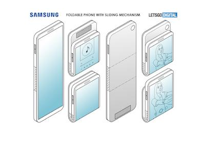 ضمن المنافسة الشرسة بين كبريات الشركات التكنولوجية في صناعة هواتف قابلة للطي، شركة سامسونغ تسجل براءة إختراع جديدة تتعلق بهاتف قابل للطي بطريقة جديدة غير تلك التي جرت بها العادة.