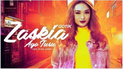 Update Lagu Lengkap TERBARU Zaskia Gotik Full Album MP3