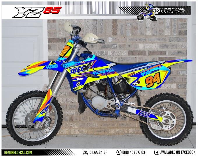 YZ 85 2012 2013 - SP006