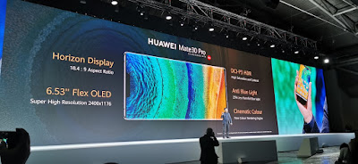 شاشة هاتف HuaweiMate30Pro