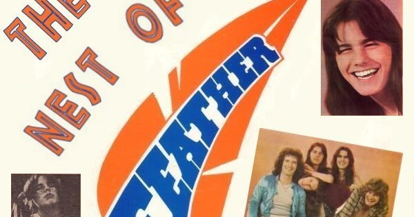 Rock On Vinyl Feather The Nest Of Feather 1977 1979