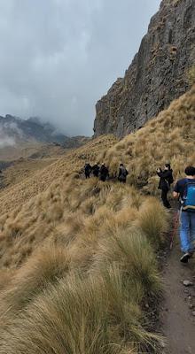 Iztaccihuatl acclimatization hike