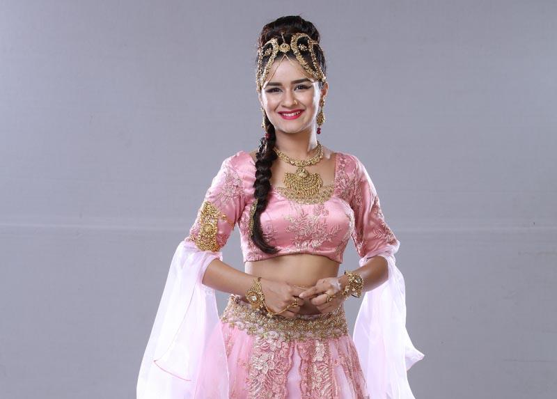 Avneet Kaur as Yasmine in Sony SAB's Aladdin- Naam Toh Suna Hoga