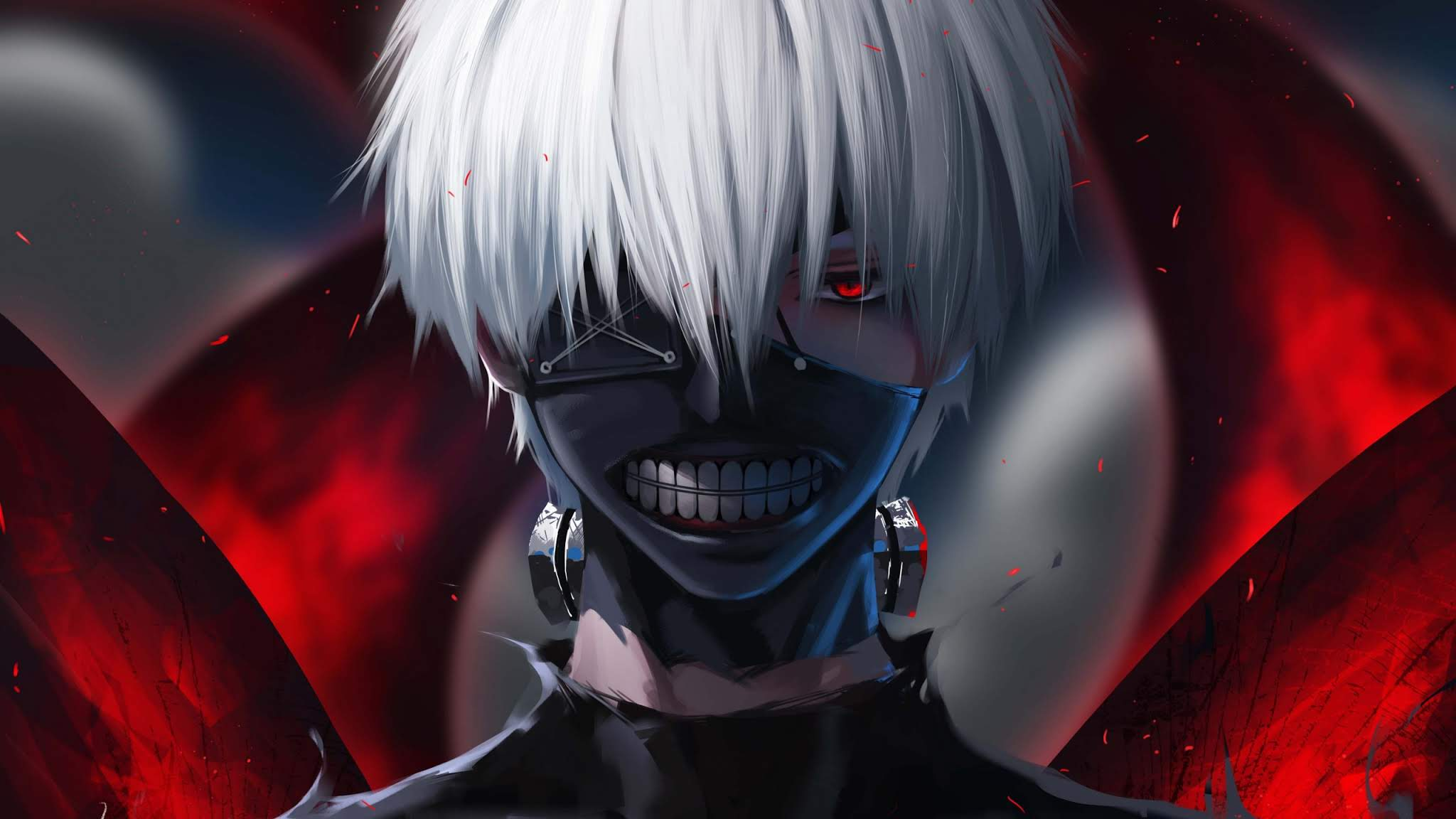 Tokyo Ghoul Anime