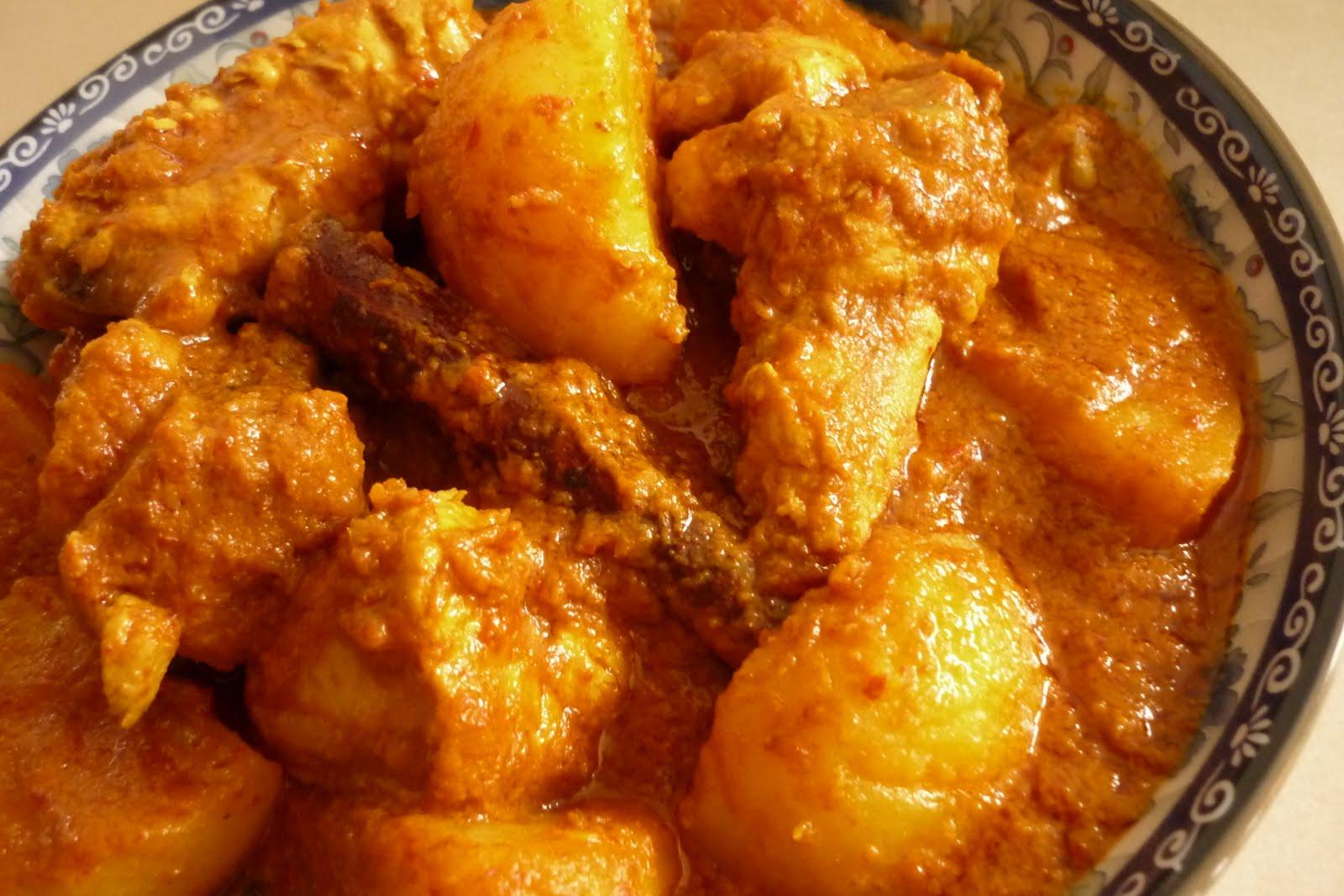 Chicken Curry Recipe — Dishmaps
