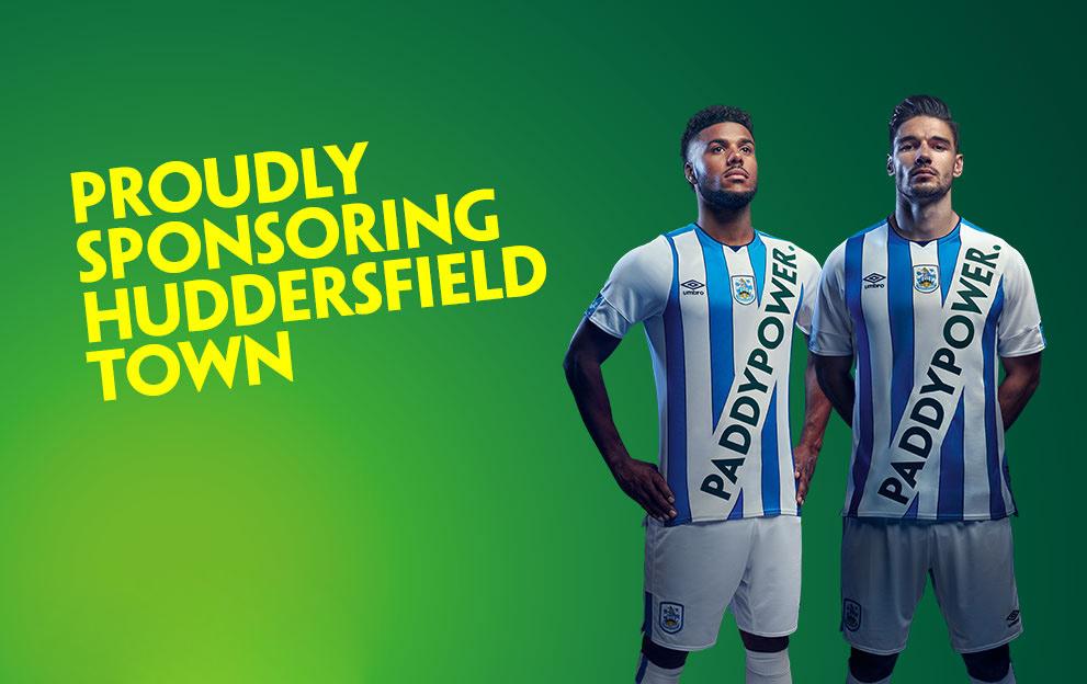 Huddersfield Town Trikot