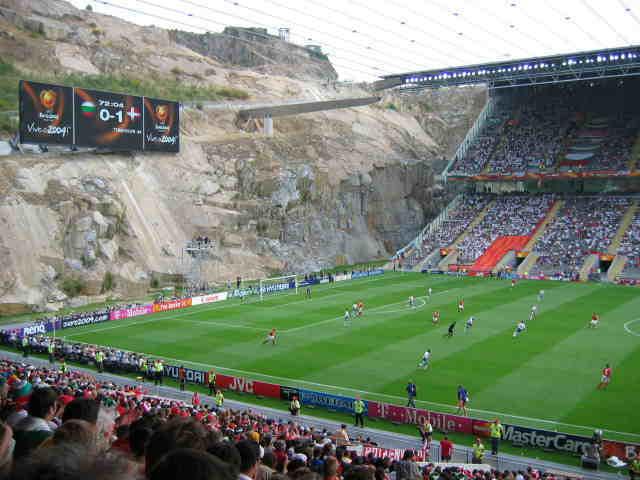 Braga Fc: The Weird Stadiums Thread