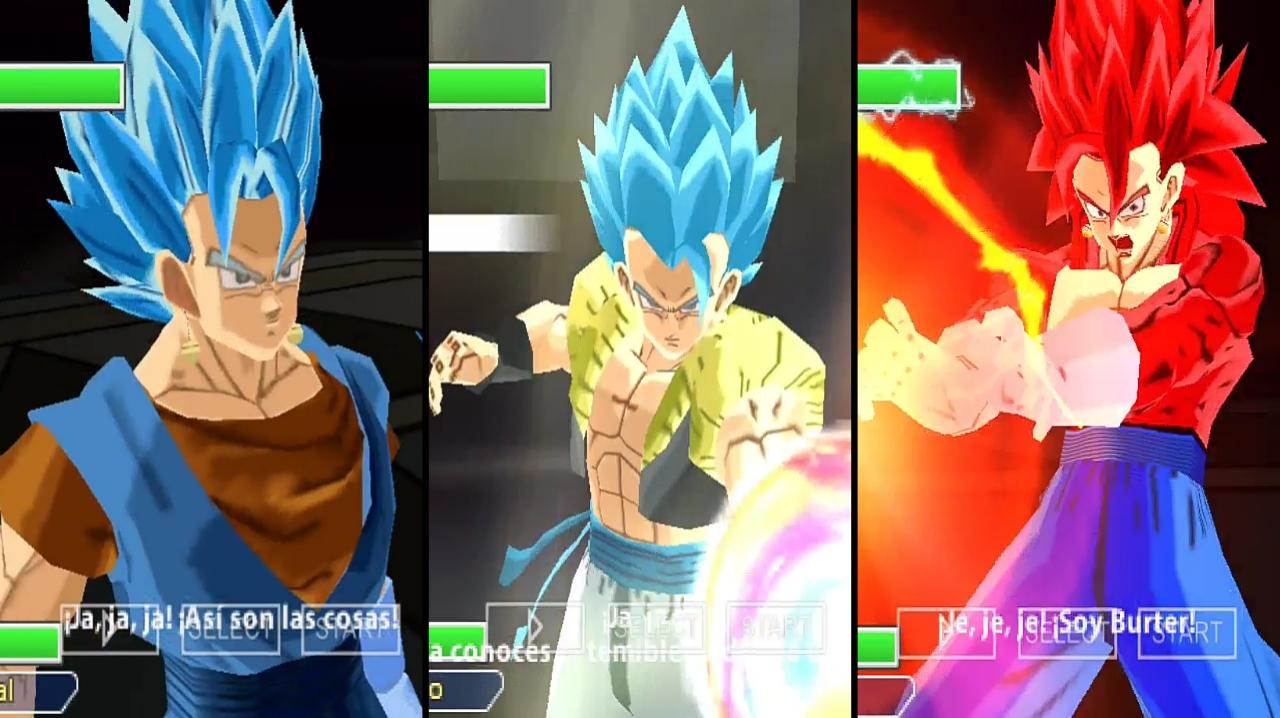 DBZ Budokai Tenkaichi 3 Mod for Android