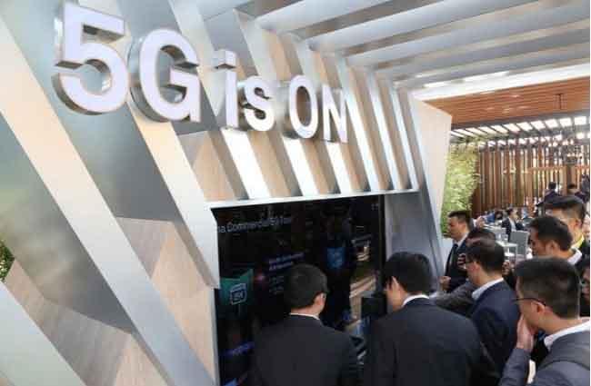 Ini Smartphone 5G Pertama di China
