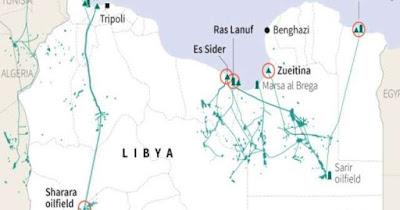 Tensions persist as Libya's warring sides debate road to peace