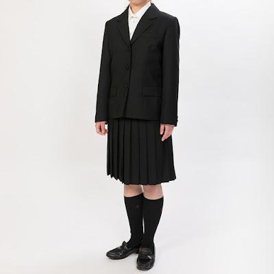 新潟県立 高田商業高等学校(女子指定制服)