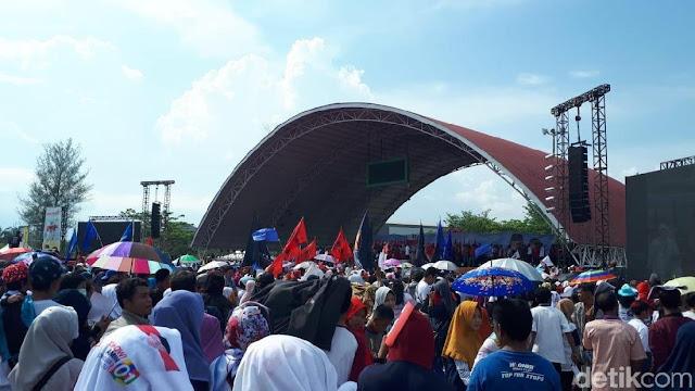 TKN Klaim Dumai Jadi Basis Pendukung Jokowi-Ma'ruf Terbesar di Sumatera