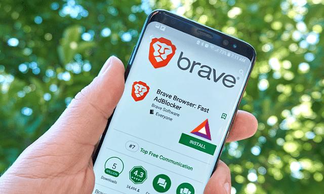 Como ganar dinero con Brave: el navegador que te paga por usarlo