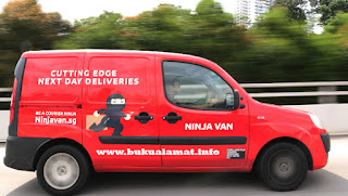 Alamat Ninja Xpress Malang