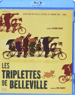 Las Trillisas de Belleville [BD25] *Subtitulada *Bluray Exclusivo