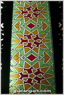 Kaca+Patri+Masjid 07