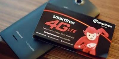 Cara Menggunakan Smartfren 4g LTE