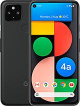 Pixel 4a 5G Screen Size