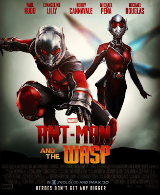 Sinopsis Film Ant-Man And The Wasp (2018)
