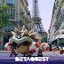 Toads se juntam para construir pistas de Mario Kart Tour em novos trailers