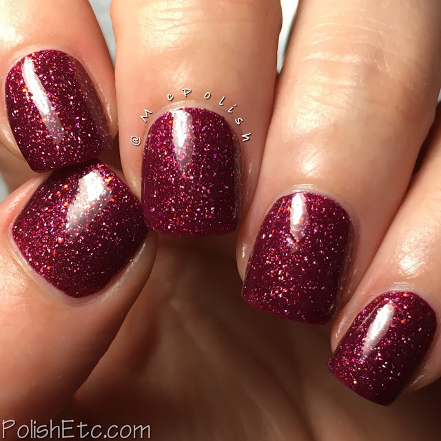 Takko Lacquer - 2017 Sample #6 - McPolish