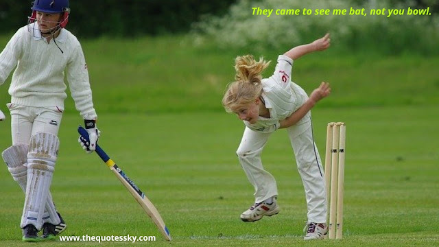 10+ Cricket Quotes and Sayings About Sports For  [ 2021 ] Also Captions