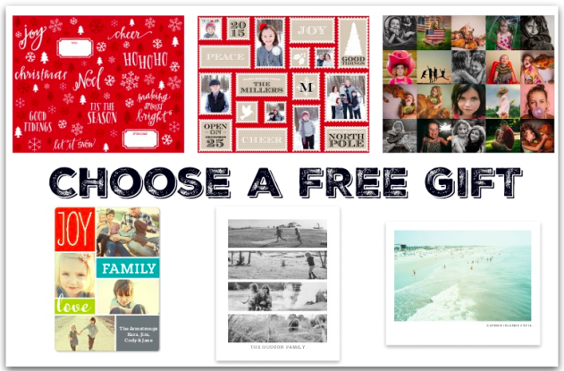 Shutterfly: Free Personalized Gift Wrap