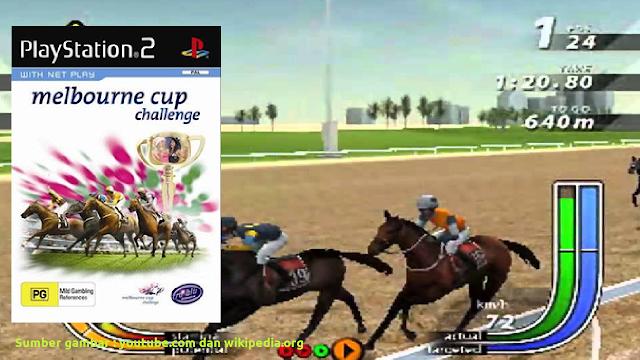 Rekomendasi 4 Game Balap Kuda Untuk PS2(playstation 2)