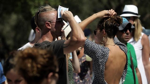 Frankfurter Allgemeine Zeitung: Πιθανόν το θερμότερο καλοκαίρι της χιλιετίας